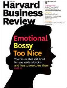 Harvard Business Review; Women as Leaders